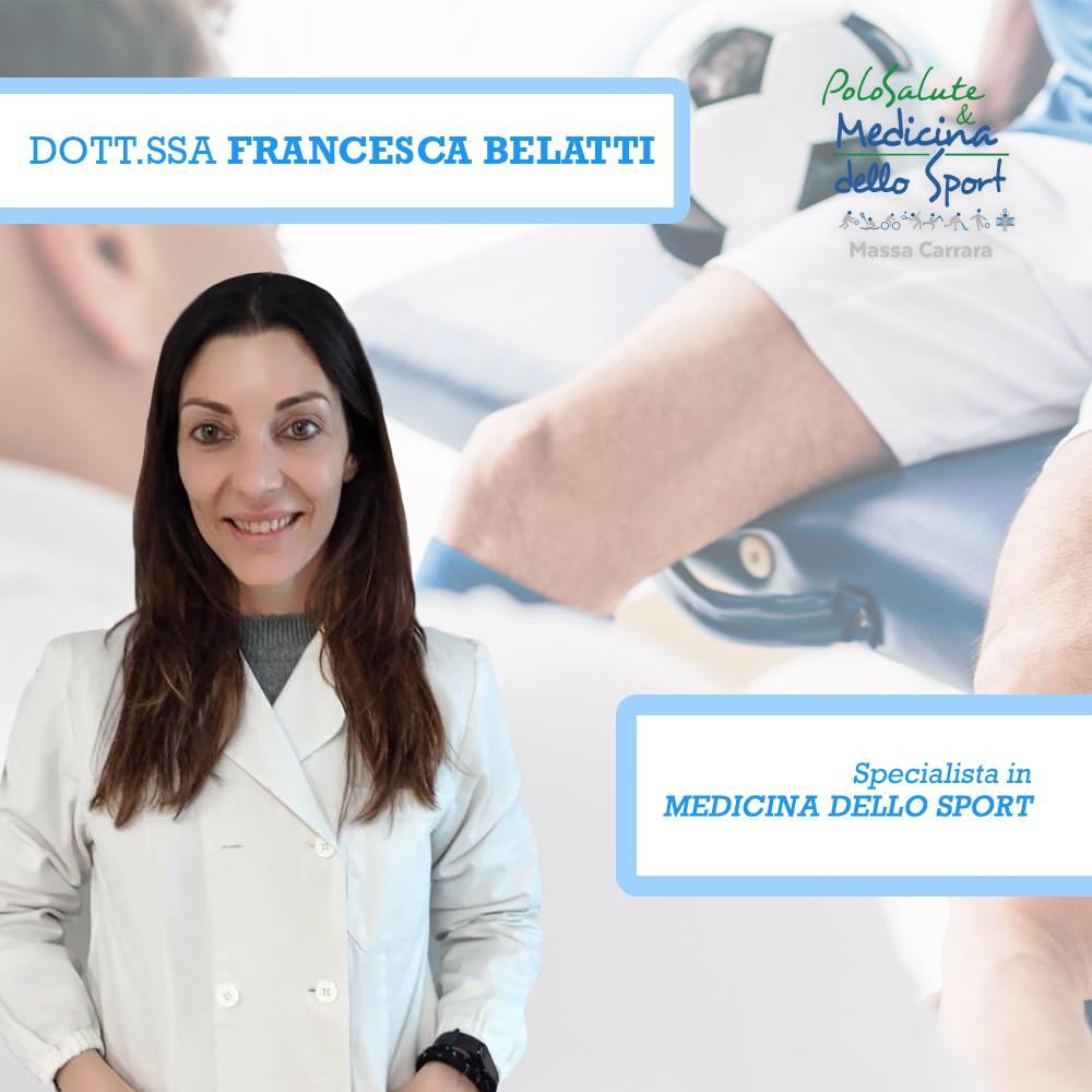 Dott.ssa Francesca Belatti