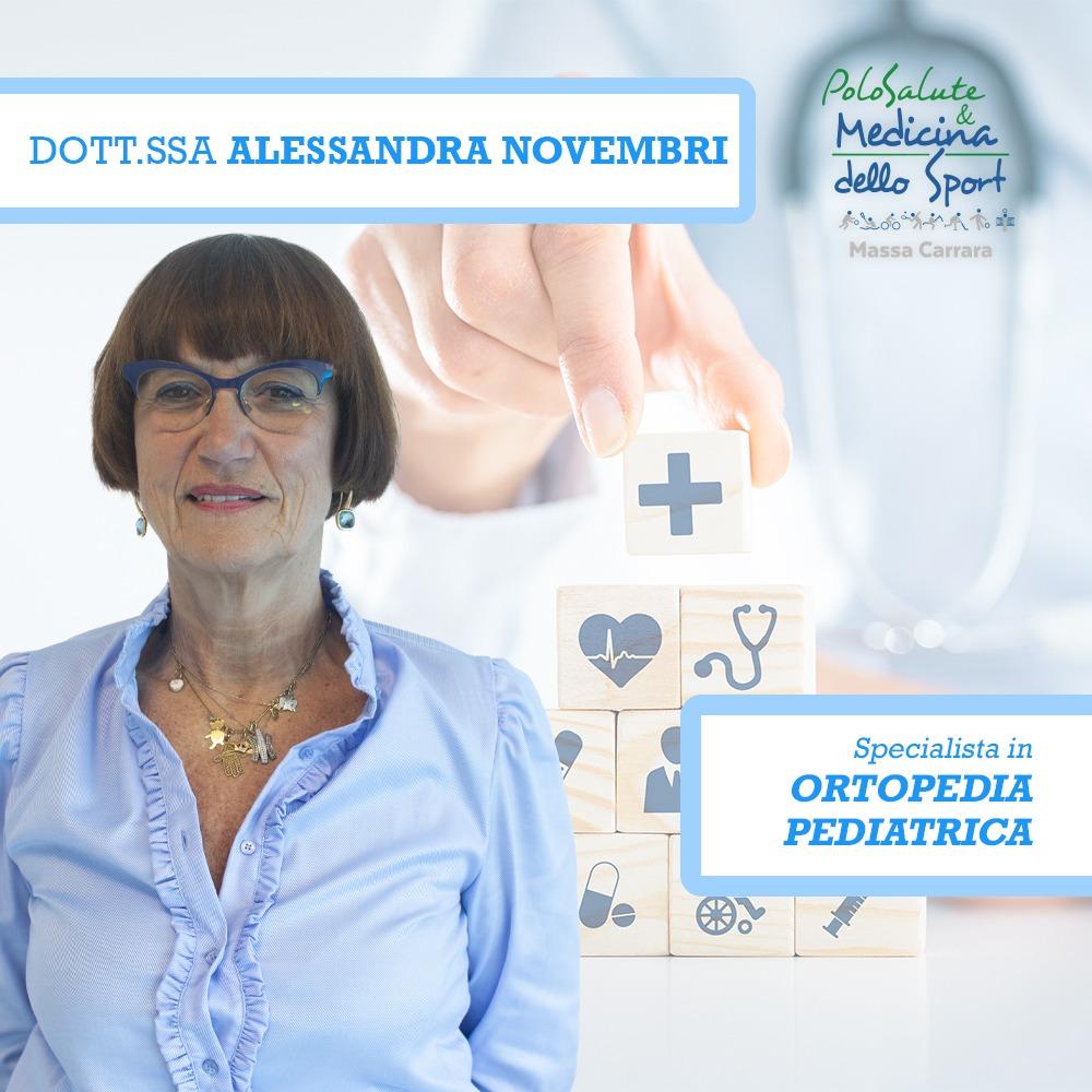 Dott.ssa Alessandra Novembri