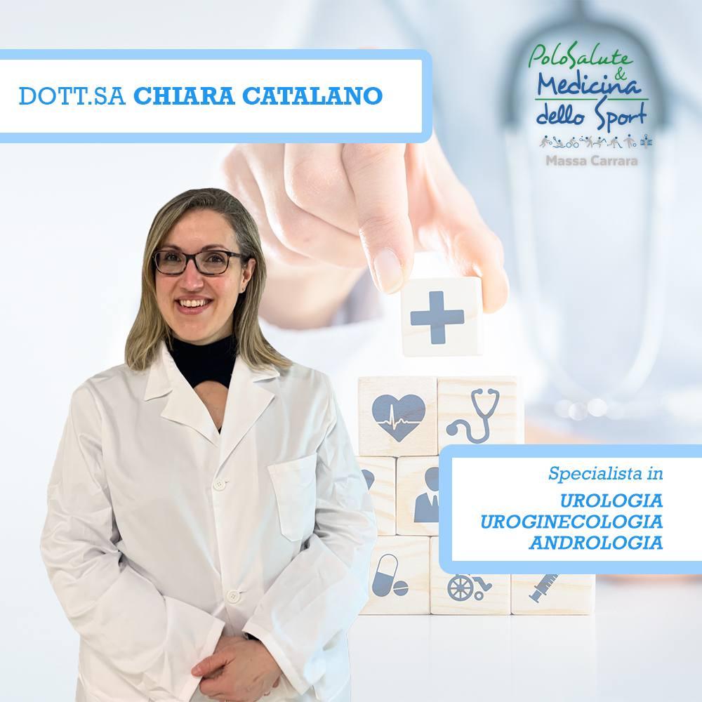 Dott.ssa Chiara Catalano