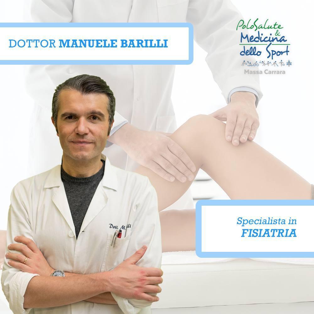 Dott. Manuele Barilli